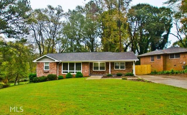 894 Brownwood Ave, Atlanta, GA 30316 (MLS #8881698) :: Tim Stout and Associates