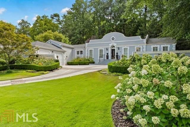 3293 Pinestream Rd, Atlanta, GA 30327 (MLS #8881709) :: Athens Georgia Homes