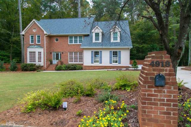4918 Forestglade Cir, Stone Mountain, GA 30087 (MLS #8881933) :: AF Realty Group