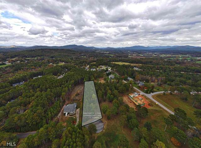 0 The Sanctuary Lot 87, Blairsville, GA 30512 (MLS #8881990) :: AF Realty Group