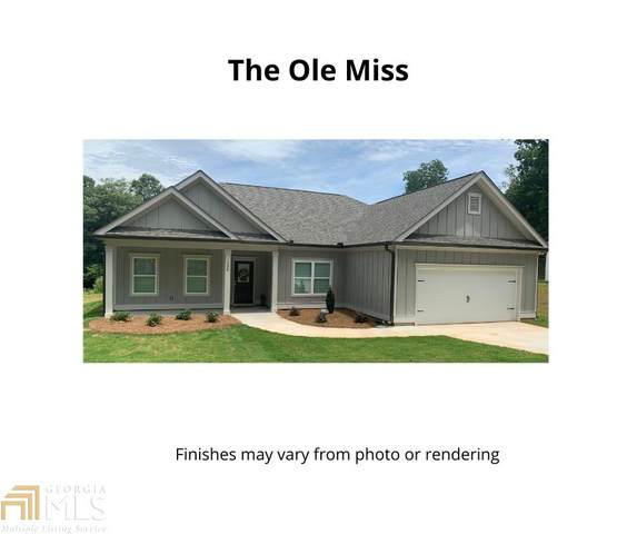 199 Oakwood Dr Lot 20, Commerce, GA 30529 (MLS #8881994) :: Buffington Real Estate Group