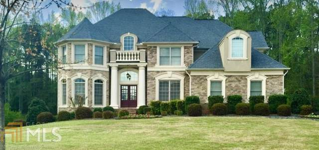 120 Northern Oaks Dr, Fayetteville, GA 30214 (MLS #8881999) :: Military Realty