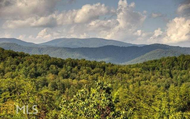 Lot 7 Oasis At Richie, Blue Ridge, GA 30513 (MLS #8882071) :: The Realty Queen & Team
