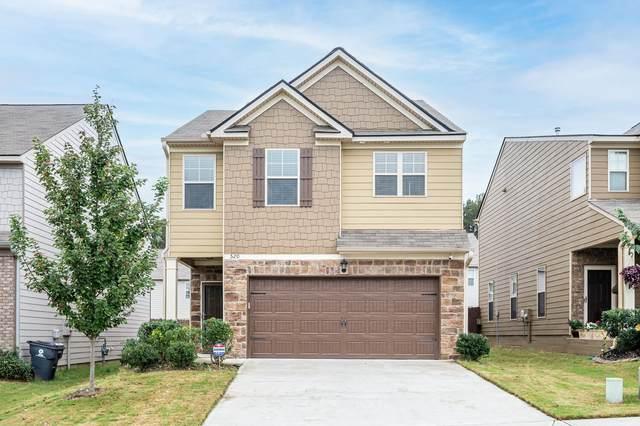 520 Dasheill Lane, Atlanta, GA 30349 (MLS #8882191) :: Regent Realty Company