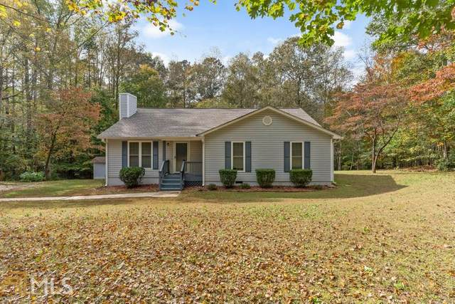 689 Puckett Rd, Waleska, GA 30183 (MLS #8882193) :: Scott Fine Homes at Keller Williams First Atlanta