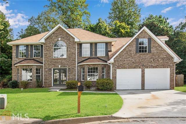 1823 Spring Hill Cove, Lithonia, GA 30058 (MLS #8882263) :: The Durham Team