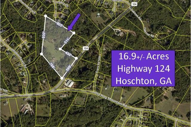 1391 Highway 124, Hoschton, GA 30548 (MLS #8882320) :: AF Realty Group