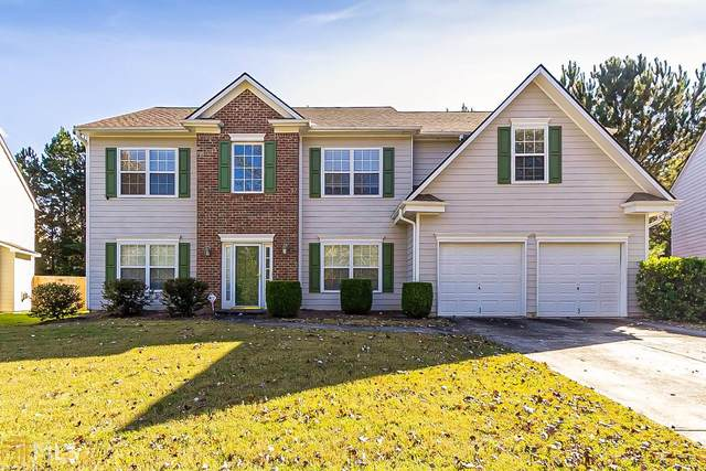 7636 Cozy, Fairburn, GA 30213 (MLS #8882387) :: Regent Realty Company