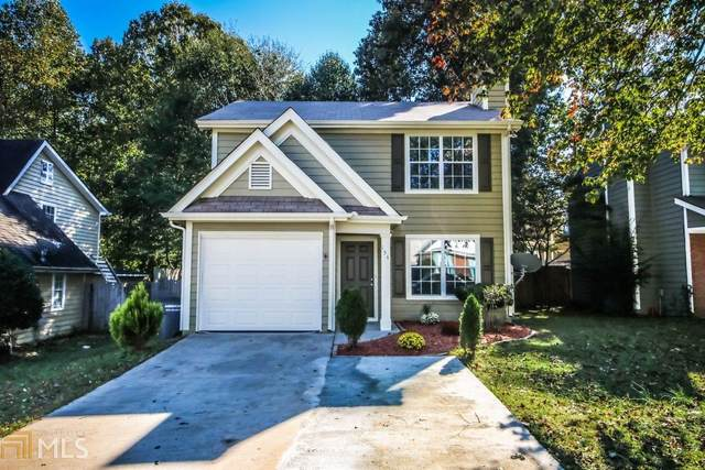 154 Summer Lake Drive, Marietta, GA 30060 (MLS #8882404) :: Regent Realty Company