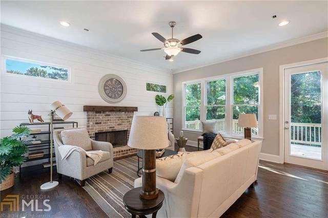 1668 Beacon Hill Blvd, Atlanta, GA 30329 (MLS #8882407) :: Buffington Real Estate Group