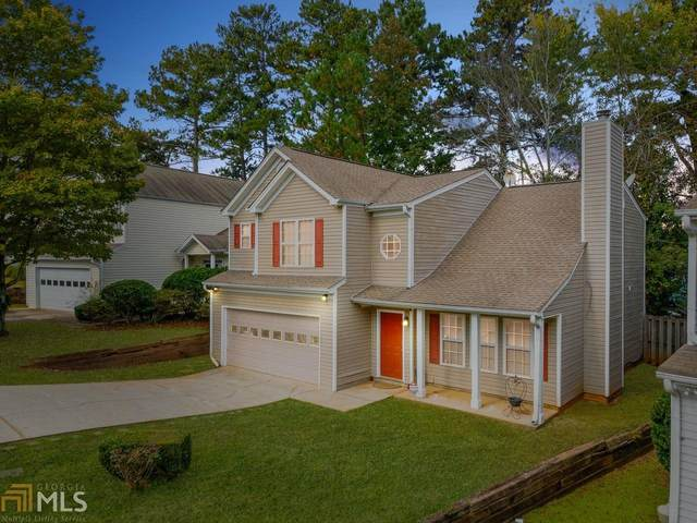 6135 Glacier Run, Norcross, GA 30093 (MLS #8882422) :: Regent Realty Company