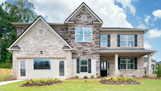 2486 Rose Hill Ct #1, Lawrenceville, GA 30044 (MLS #8882438) :: Keller Williams Realty Atlanta Classic