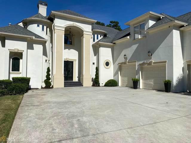 4446 Thurgood Estate Dr, Ellenwood, GA 30294 (MLS #8882469) :: Buffington Real Estate Group