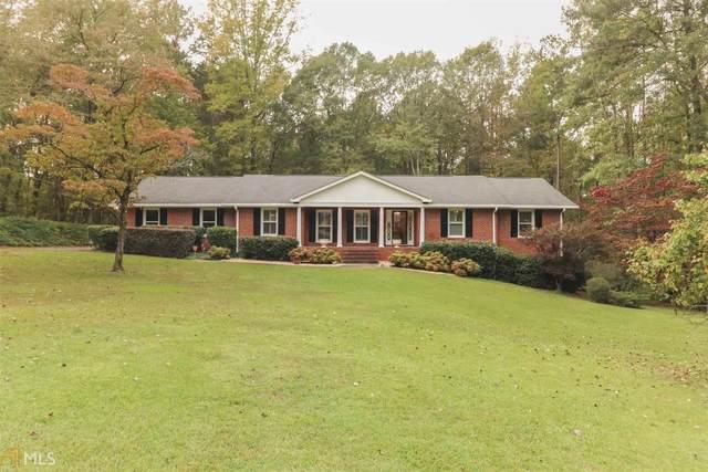 125 Pine Knott Dr, Fayetteville, GA 30214 (MLS #8882488) :: Keller Williams Realty Atlanta Classic