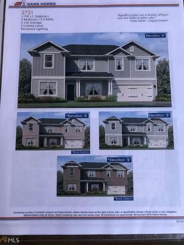 5919 Wauka Valley Pass #16, Clermont, GA 30527 (MLS #8882631) :: Keller Williams Realty Atlanta Partners