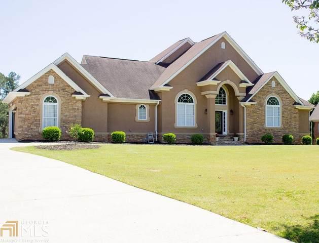 160 South Fork Dr, Tyrone, GA 30290 (MLS #8883037) :: Bonds Realty Group Keller Williams Realty - Atlanta Partners