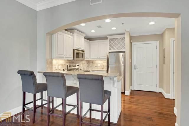 2277 Peachtree Rd #511, Atlanta, GA 30309 (MLS #8883346) :: Athens Georgia Homes