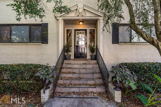 870 Glendale Ter #8, Atlanta, GA 30308 (MLS #8883411) :: Tim Stout and Associates