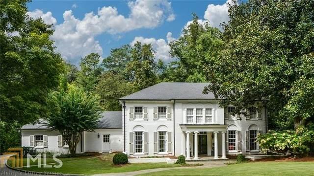 2855 Ramsgate, Atlanta, GA 30305 (MLS #8883561) :: Athens Georgia Homes