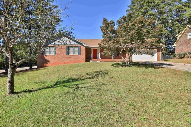 123 Greenwood St #12, Griffin, GA 30224 (MLS #8883877) :: Military Realty