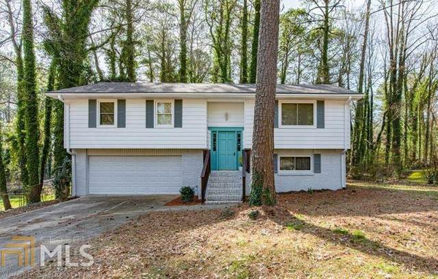 2866 NW Hedgewood Dr, Atlanta, GA 30311 (MLS #8884005) :: Military Realty