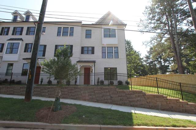 3500 Pickens St #5, Duluth, GA 30096 (MLS #8884232) :: Athens Georgia Homes