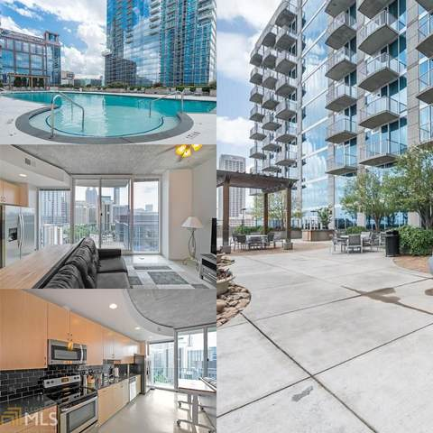 400 W Peachtree St #1910, Atlanta, GA 30308 (MLS #8884299) :: Rettro Group