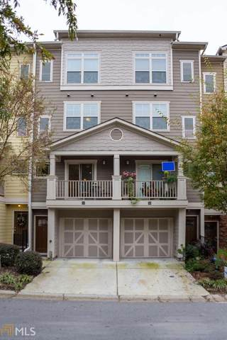 215 Semel Dr #448, Atlanta, GA 30309 (MLS #8884422) :: Athens Georgia Homes