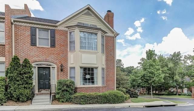 14 Plantation Dr #14, Atlanta, GA 30324 (MLS #8884471) :: Anderson & Associates