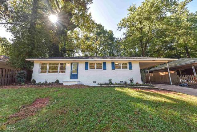 542 Woodland Hills Dr, Athens, GA 30606 (MLS #8884505) :: Rettro Group