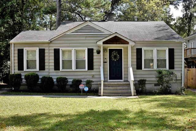 366 Ashburton Ave, Atlanta, GA 30317 (MLS #8884549) :: Bonds Realty Group Keller Williams Realty - Atlanta Partners