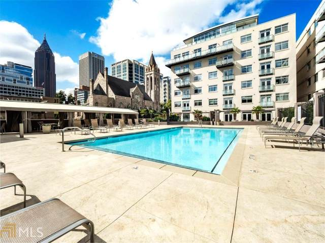 805 Peachtree St #506, Atlanta, GA 30308 (MLS #8884618) :: AF Realty Group