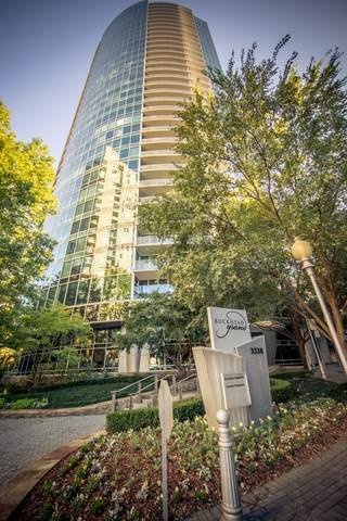 3338 Peachtree Rd #403, Atlanta, GA 30326 (MLS #8885180) :: Rettro Group