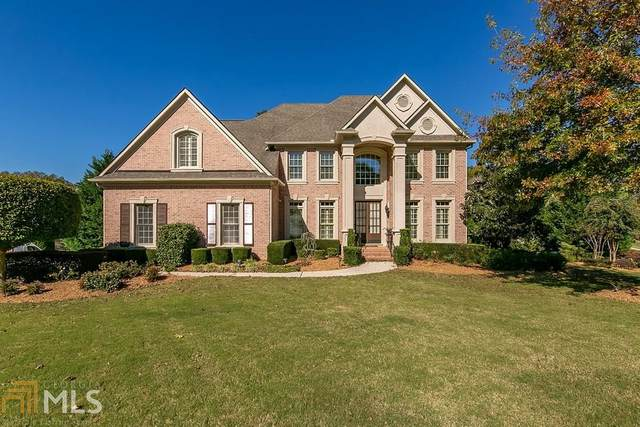 867 Woodleaf Park Dr, Mableton, GA 30126 (MLS #8885268) :: Military Realty