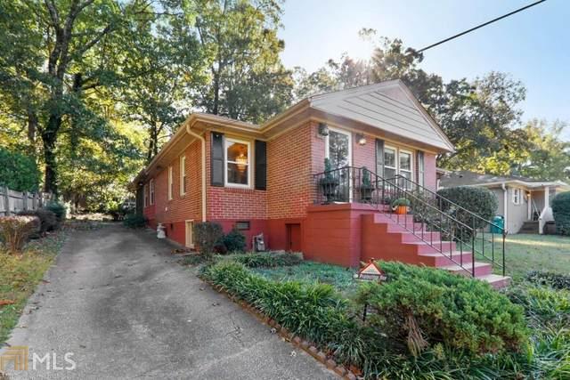 2064 Edgemore Dr, Atlanta, GA 30316 (MLS #8885270) :: Anderson & Associates
