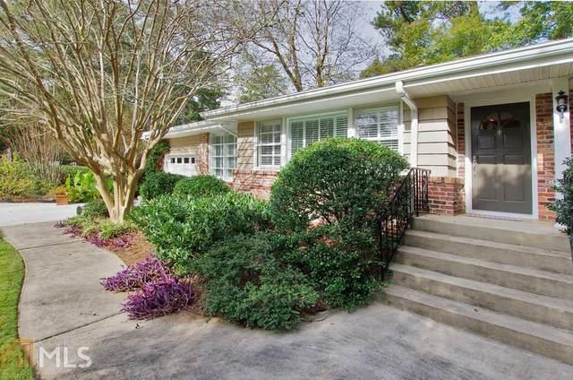 1124 Wild Creek Trl, Atlanta, GA 30324 (MLS #8885294) :: Amy & Company | Southside Realtors