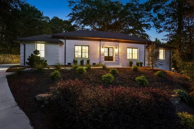 1261 Bernadette Ln, Atlanta, GA 30329 (MLS #8885478) :: Amy & Company | Southside Realtors