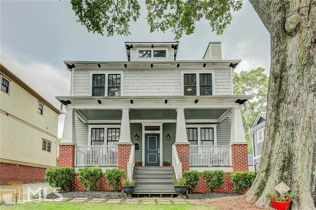 526 Ralph Mcgill Blvd, Atlanta, GA 30312 (MLS #8885662) :: Military Realty