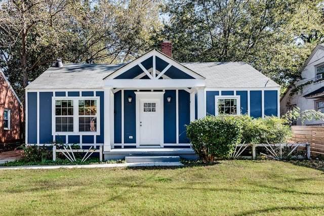 1854 Cannon St, Decatur, GA 30032 (MLS #8885761) :: Bonds Realty Group Keller Williams Realty - Atlanta Partners