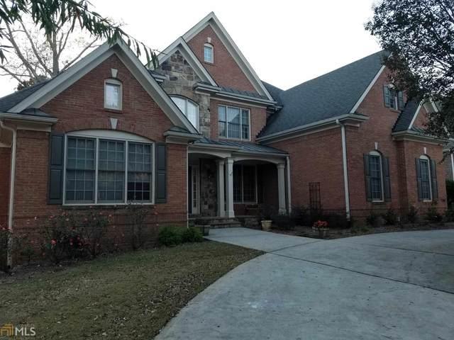 1042 Grassmeade Way, Snellville, GA 30078 (MLS #8885780) :: Tim Stout and Associates