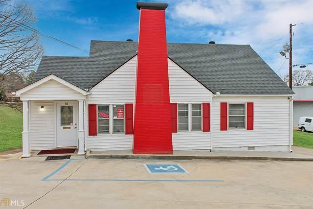 912 N Main St, Cedartown, GA 30125 (MLS #8885865) :: Scott Fine Homes at Keller Williams First Atlanta