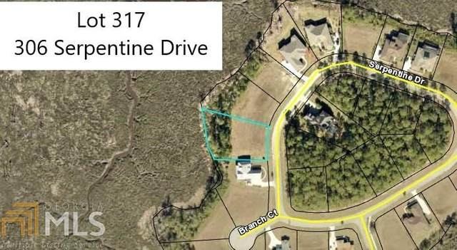 306 Serpentine Dr #317, St. Marys, GA 31558 (MLS #8886085) :: Military Realty