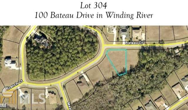 100 Bateau Dr #304, St. Marys, GA 31558 (MLS #8886087) :: Military Realty
