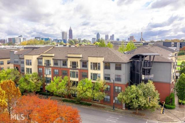 400 17Th St #2113, Atlanta, GA 30363 (MLS #8886641) :: Tim Stout and Associates