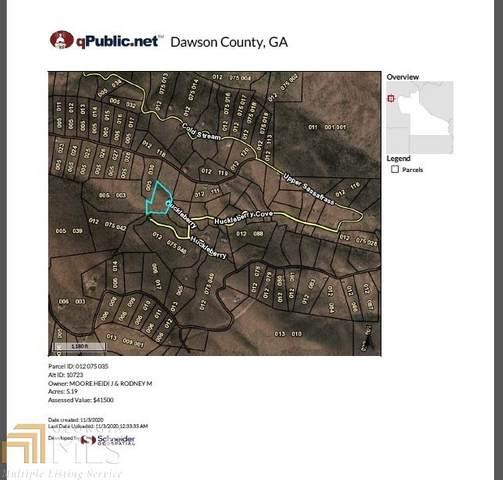 0 Huckleberry Cove Rd, Jasper, GA 30143 (MLS #8886739) :: AF Realty Group