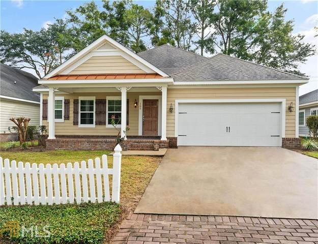 165 Gallery Way, Brunswick, GA 31525 (MLS #8887094) :: The Heyl Group at Keller Williams