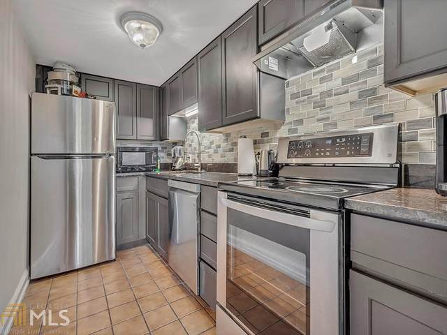2855 NE Peachtree Rd #320, Atlanta, GA 30305 (MLS #8887231) :: Rettro Group
