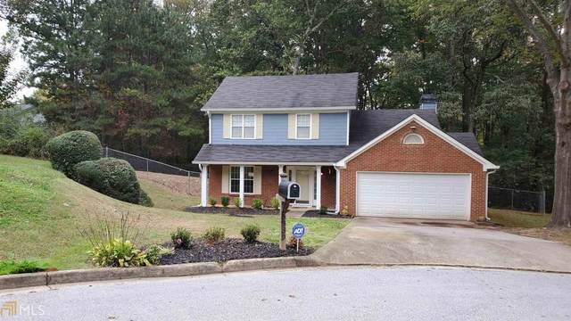 5339 Fox Valley Trc, Stone Mountain, GA 30088 (MLS #8887276) :: Tim Stout and Associates