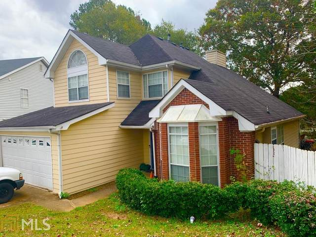 885 Shore Dr, Lithonia, GA 30058 (MLS #8887352) :: Keller Williams Realty Atlanta Classic