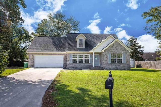 104 Cedar Dr, Springfield, GA 31329 (MLS #8887381) :: Athens Georgia Homes